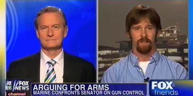 Fox News guest compares gun control to Nazi Germany