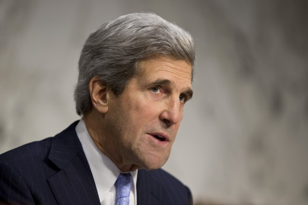 Senate confirms Kerry nomination for State Department