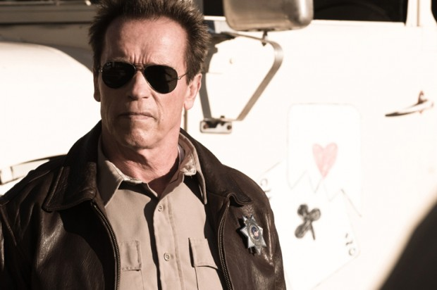 Arnold Schwarzenegger's sad-sack return
