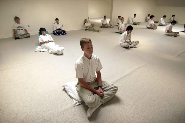 Meditation isn't a