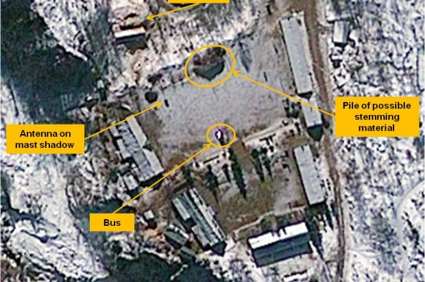 S. Korea: Earthquake likely the result of N. Korean nuclear test