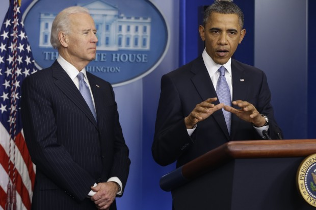 Gun rights activists fired up by Biden's gun violence task force