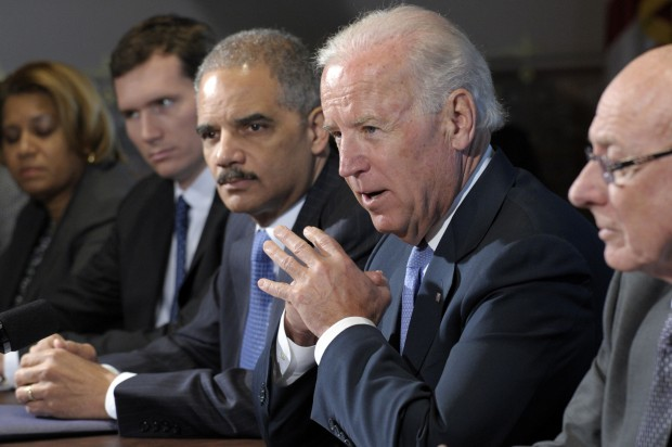 Gun control debate gets nastier ahead of Biden's meeting with the NRA