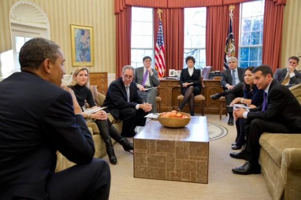 Does Obama have a diversity problem?