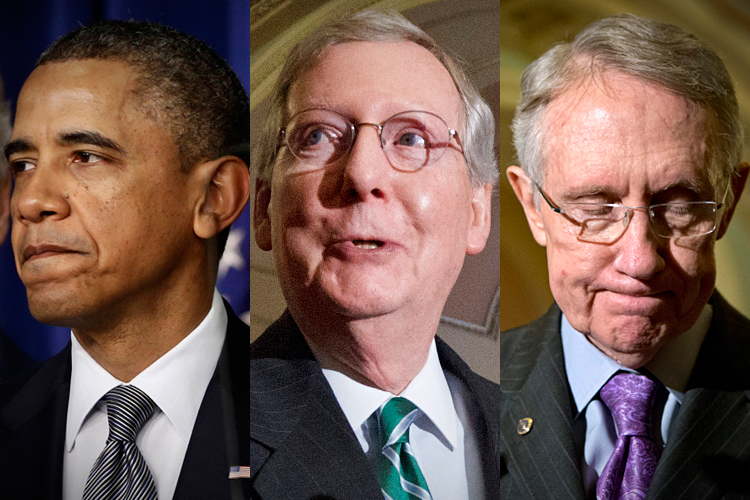 Judges And Harry Reid Agree Mitch Mcconnell Runs The Country Salon Com