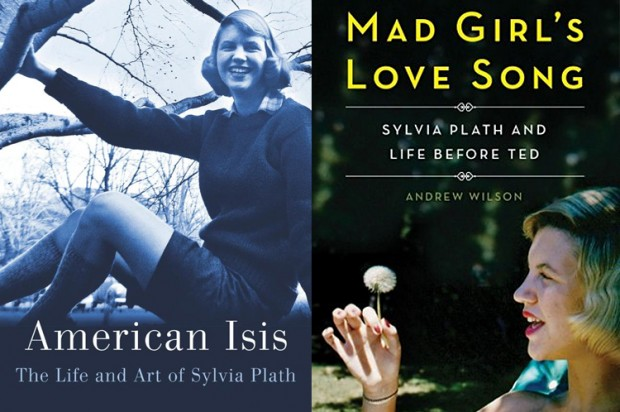 Out of the ash, Sylvia Plath's legend rises anew