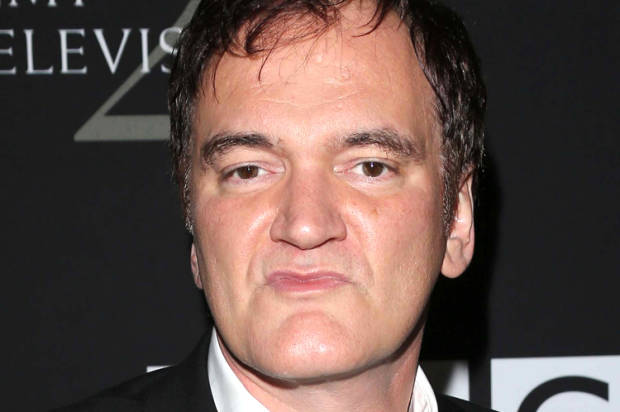 Tarantino drops the N-bomb