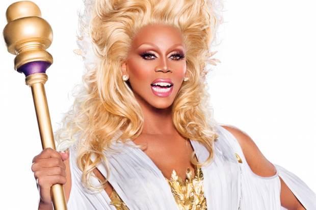 RuPaul sashays into the mainstream