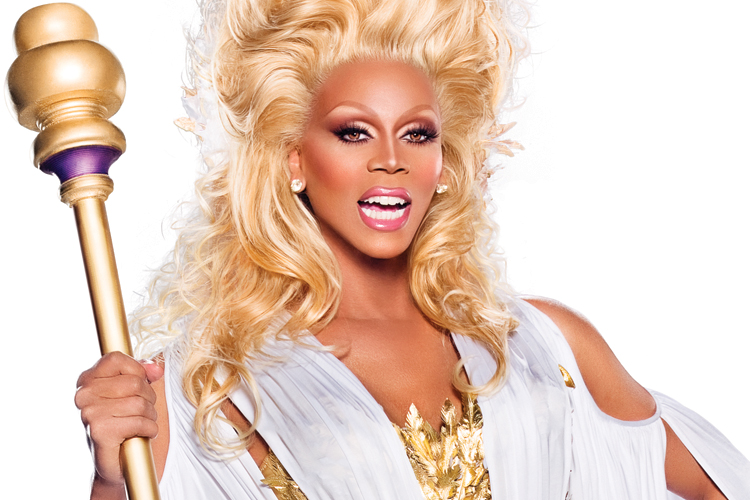 how tall is ru paul