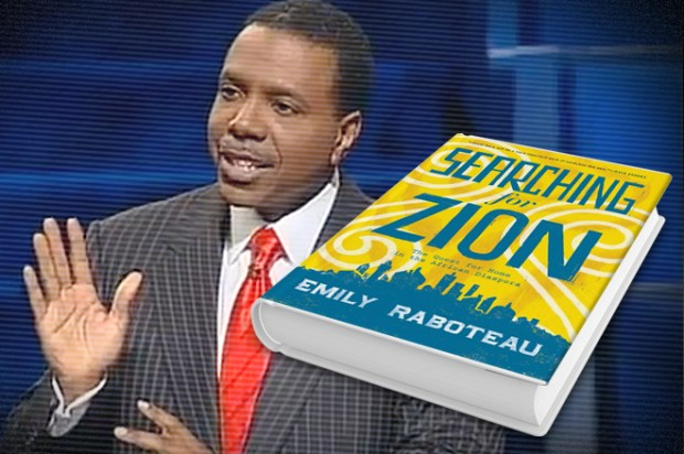 My search for Creflo Dollar