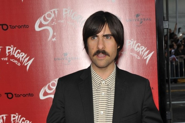 Jason Schwartzman and Jonathan Ames are working on two movies together