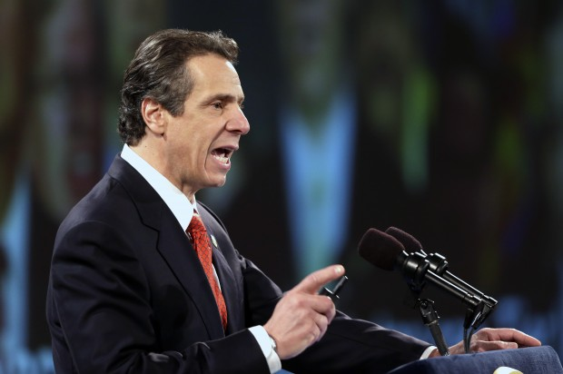 Andrew Cuomo already wants to change his gun law