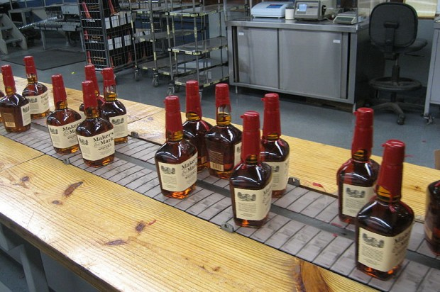 Maker's Mark drops plan to cut alcohol content of its whiskey