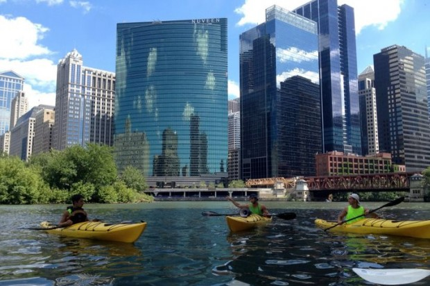 Can the Chicago River be saved?