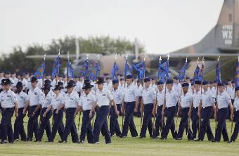 Survivor Of Sexual Violence At Lackland Air Force Base