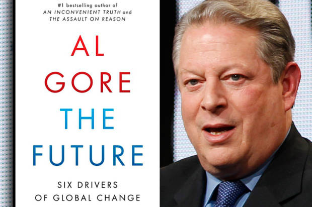 Al Gore: Fix the filibuster, talk about climate change, ensure privacy online