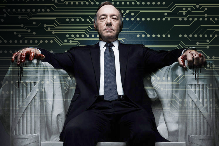 Netflix house of cards business model