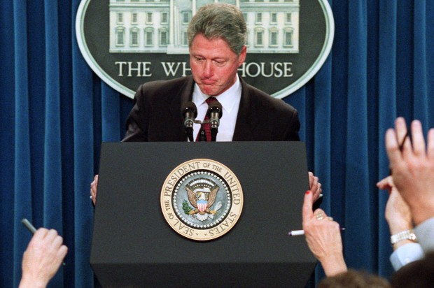 Can we forgive Bill Clinton for DOMA?