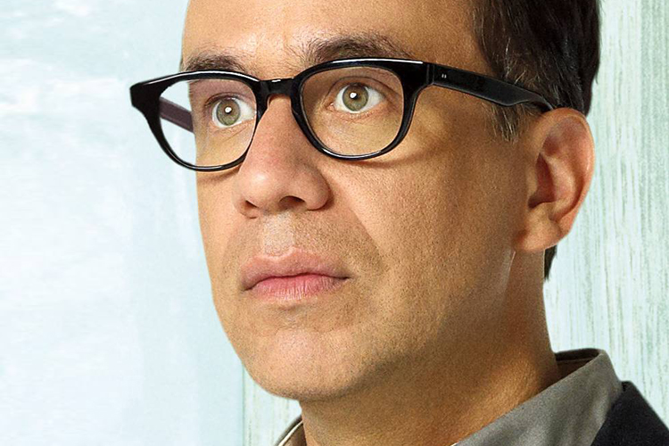 fred armisen glasses