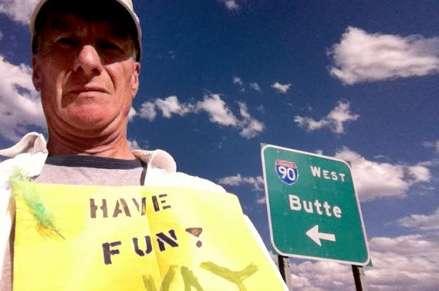 Tales of a 60-year-old hitchhiker