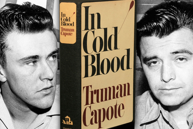 in cold blood truman capote thesis