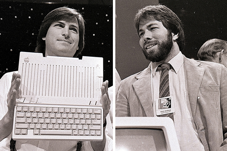 Steve Wozniak Blue Box