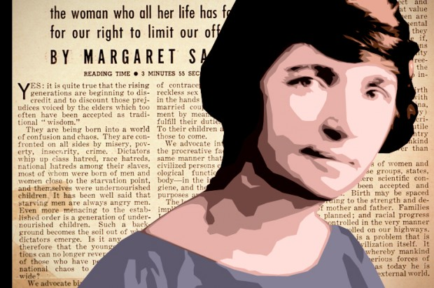 essays on margaret sanger Margaret sanger, who founded planned parenthood, the leading abortion  in  american literature and culture, 1880–1940: essays on ideological conflict and .