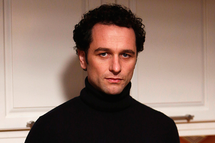 The 43-year old son of father Glyn Evans and mother Helen Evans, 182 cm tall Matthew Rhys in 2018 photo