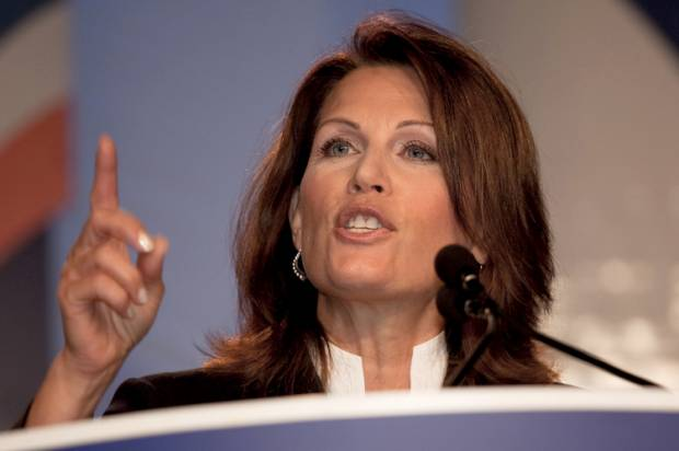 Michele Bachmann still has access to our nation's top secrets