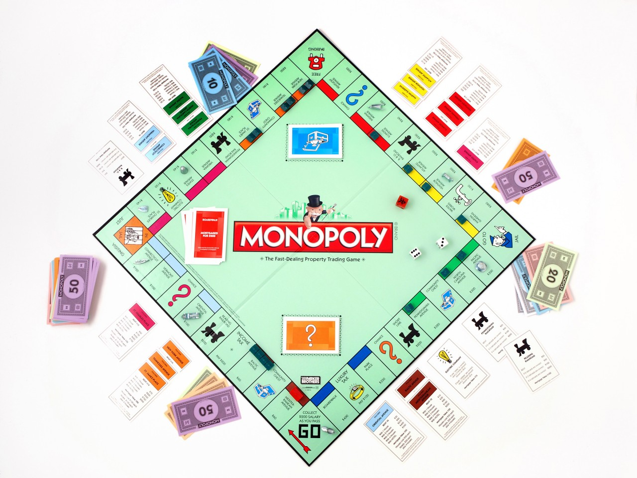 Poverty Games Part 5 Inequality Monopoly