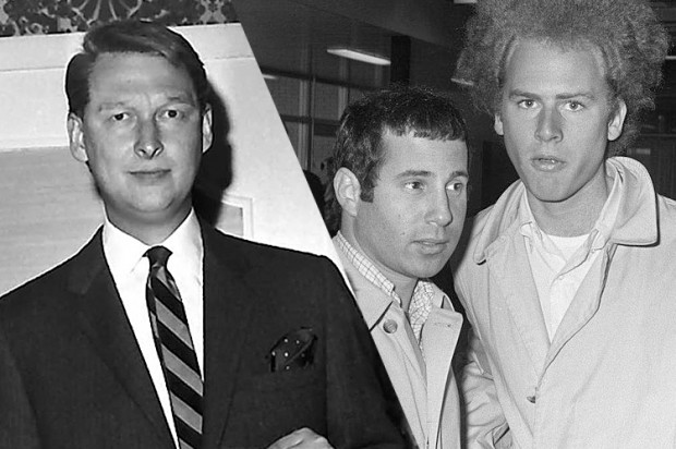 Forty years later, Garfunkel is still bitter after all these years
