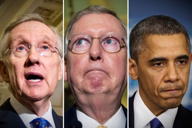 GOP to Reid: Thanks for caving on filibuster reform, we will now destroy the Consumer Financial Protection Board