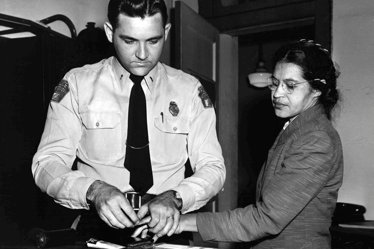 the life and times of rosa parks during the civil rights era One day, a simple act by one young woman helped set the wheels of the civil rights movement in motion looking back at the impact of rosa parks but, by the time of her arrest.
