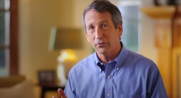 Mark Sanford ad: Everybody makes mistakes