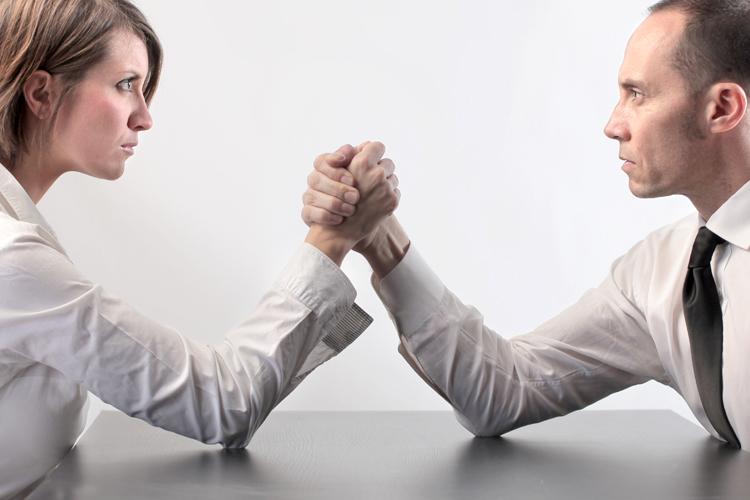 Women seeking a man and a woman