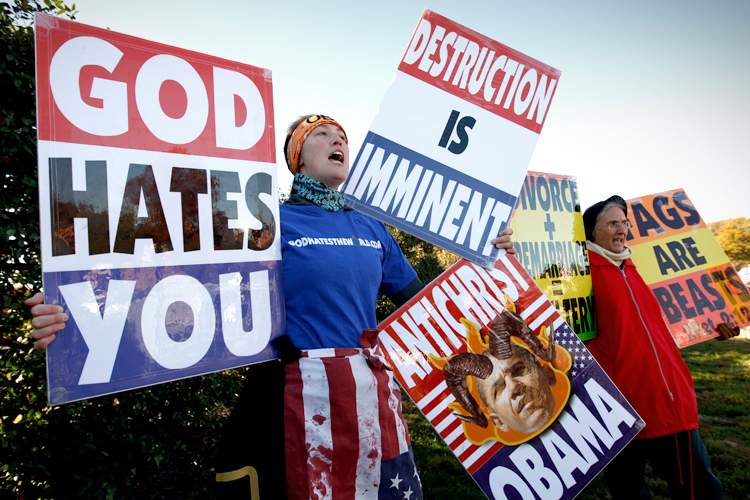 Meet the two defectors of the Westboro Baptist Church