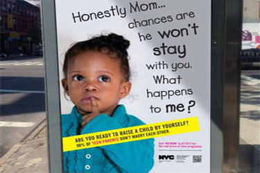 nyc uses shame petty insults in new teen pregnancy