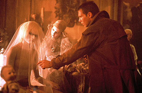 bladerunner notes Amazoncom: blade runner [vhs]: harrison ford, rutger hauer, sean  and  within the first 3 seconds of just a visual and a couple notes of music, i knew.