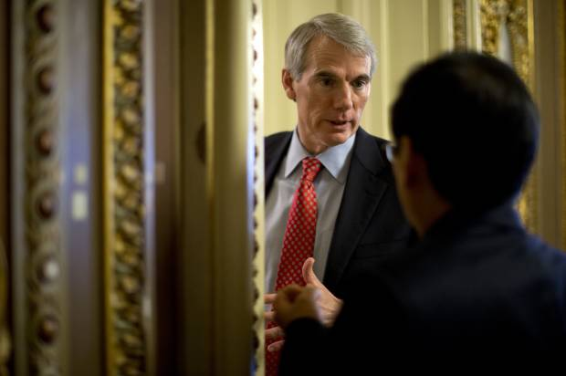 GOP Sen. Rob Portman comes out in support of gay marriage