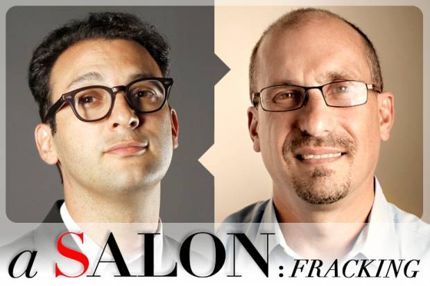 Read our salon on fracking