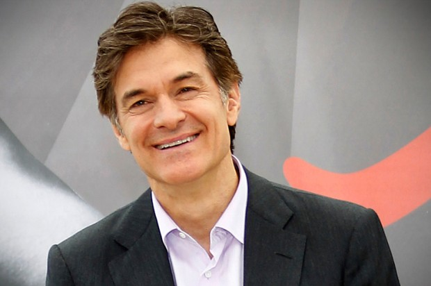 The end of the rainbow for Dr. Oz?