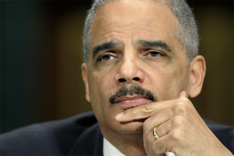 Does <b>Eric Holder</b> know the law? - eric_holder