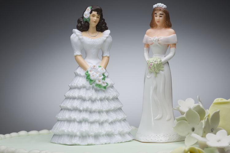 same sex marriage every cake