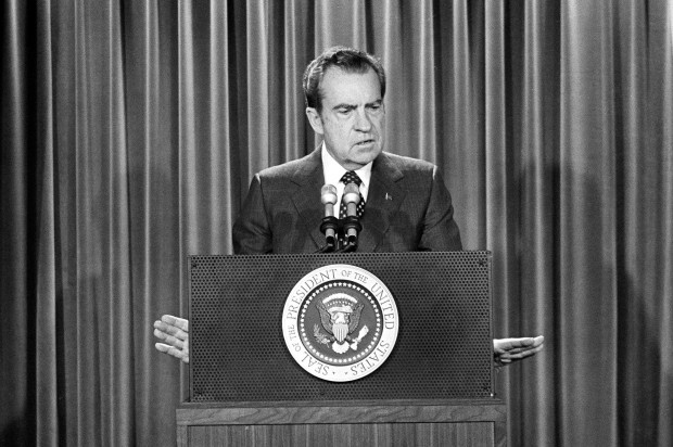 AP Enterprise: Nixon wished for total handgun ban