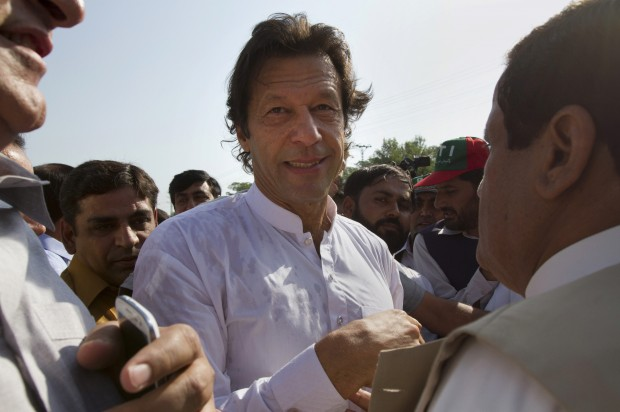 Key players in Pakistan's upcoming election
