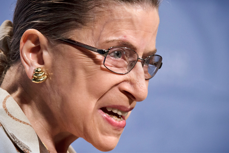 a lifes triumph a biography of ruth bader ginsburg Ruth bader ginsburg (/  teamed up with msnbc reporter irin carmon to turn the blog into a book titled notorious rbg: the life and times of ruth bader ginsburg .