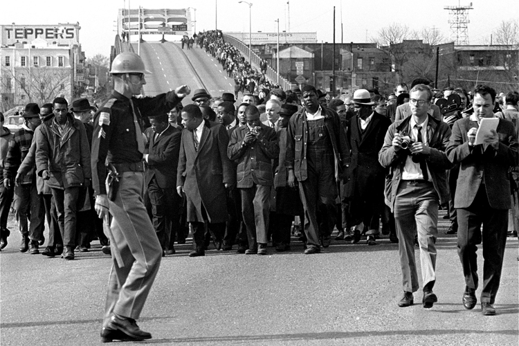 Civil Rights Bloody Sunday Selma Alabama