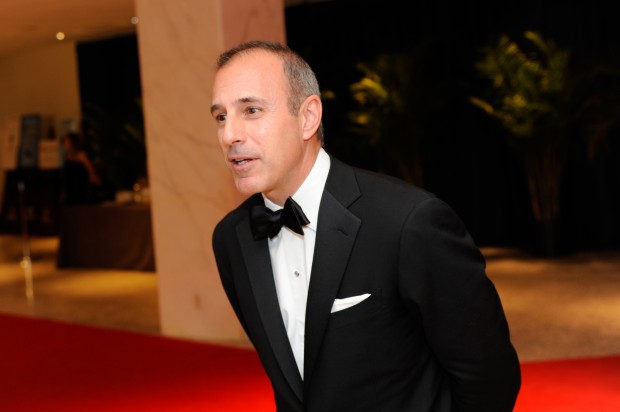 Is Matt Lauer's future in