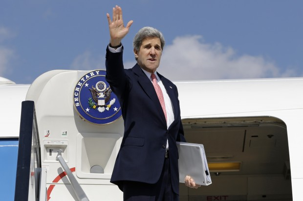 Kerry says U.S. releasing millions in aid to Egypt