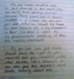arrange married-essay